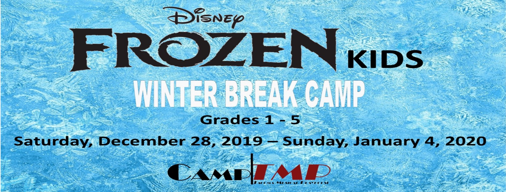 Spring Break Camps Seattle 2020.Winter Break Camp Tmp Tacoma Musical Playhouse